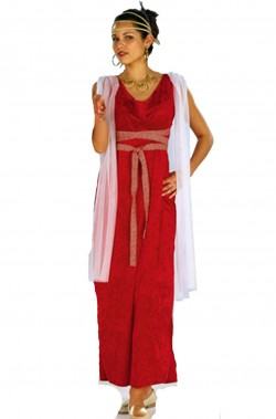 Costume donna romana Afrodite