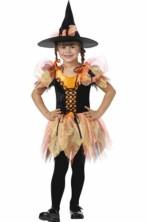 Costume carnevale Bambina Strega