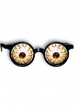 Occhiali zombie sguardo horror