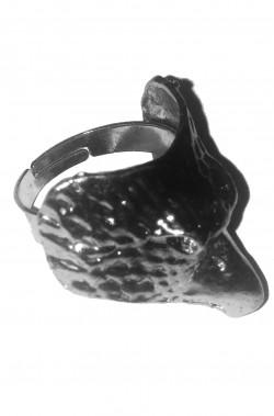Anello con aquila in metallo misura regolabile