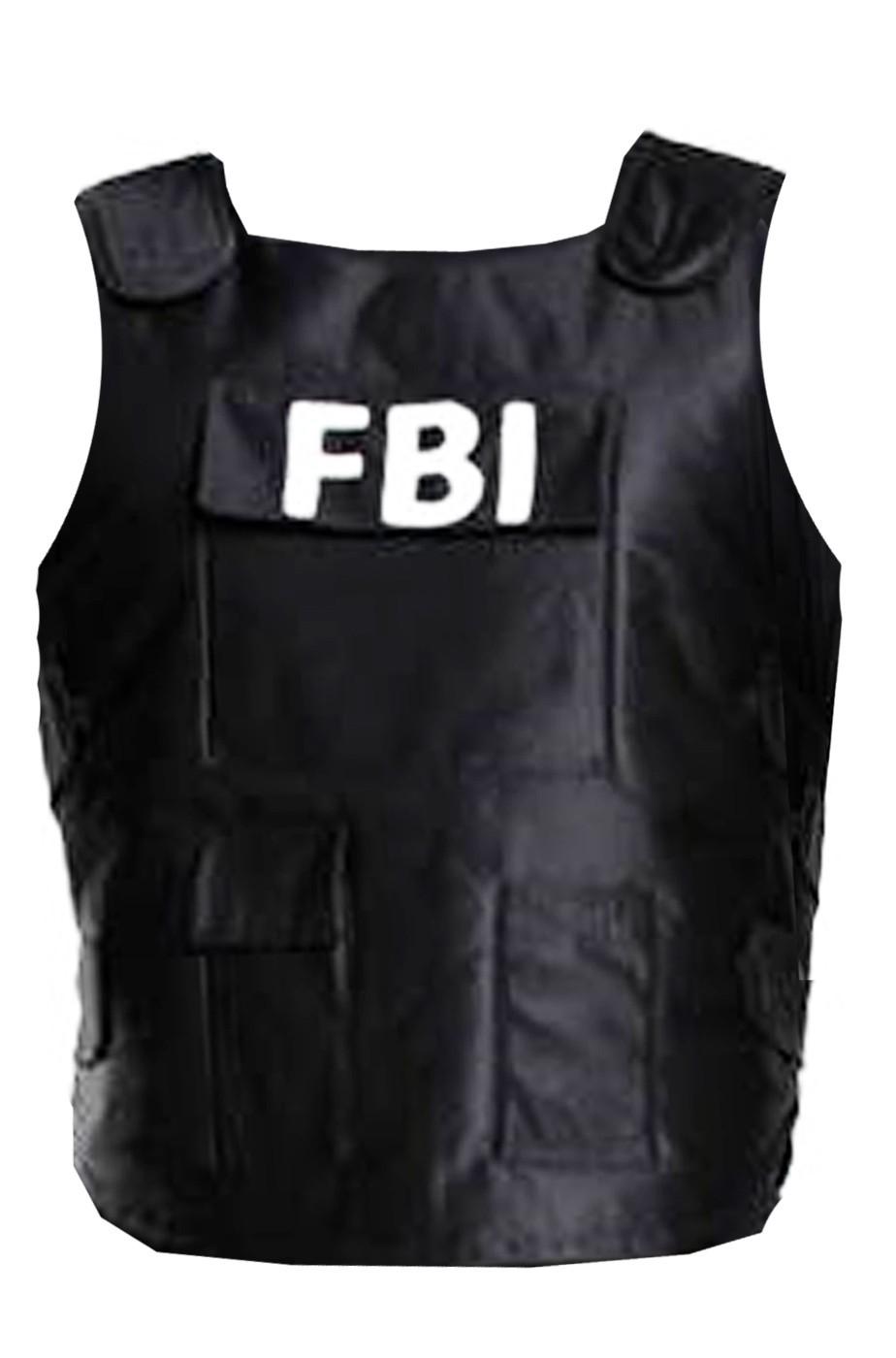 Giubbotto antiproiettile FBI
