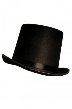 Cappello cilindro adulto taglia standard
