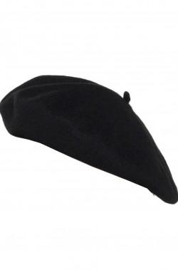 Cappello Basco Nero o alla francese