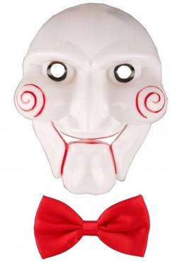 Maschera Saw  Burattino