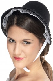 Cappello mormona, hamish o Strega di Salem