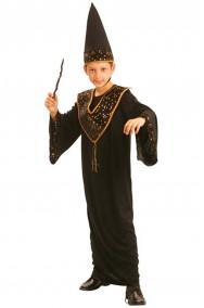 Costume bambino mago stregone