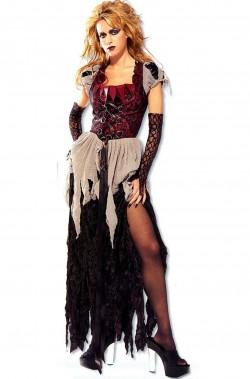 Costume donna Cenerella horror