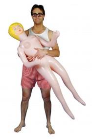 Bambola gonfiabile donna