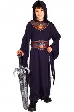 Costume carnevale Bambino Vampiro Warlord