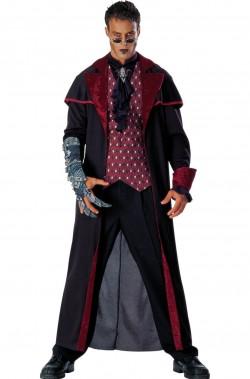 Costume uomo vampiro vittoriano