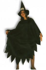 Costume strega Include solo tunica tagla xl.  NON NCLUDE CAPPELLO