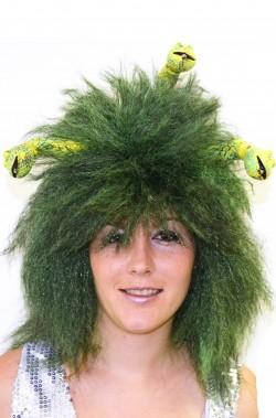 Parrucca  Medusa con serpenti