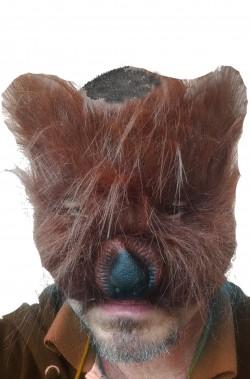 Maschera   orso