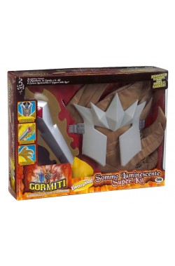 Kit Sommo Luminescente il Signore della Luce Super Kit Gormiti
