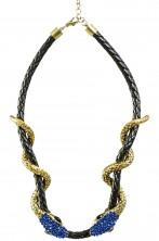 Collana egiziana Cleopatra o Daenerys madre dei draghi dal trono di spade o medusa