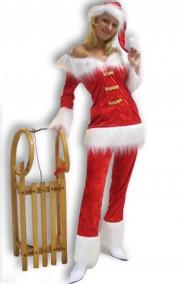 Vestito Abito Babba Natale Lusso