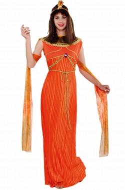 Costume donna sexy egiziana Cleopatra Regina Del Nilo