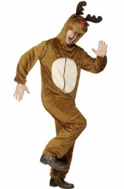 Costume unisex renna