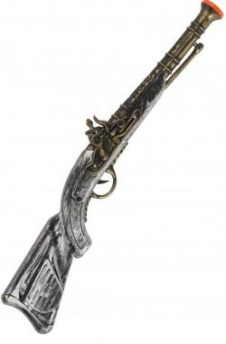 Fucile giocattolo a tromboncino archibugio pirata 50 cm