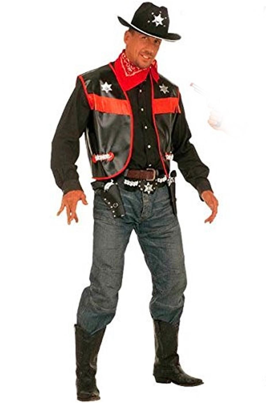 Gilet unisex cowboy