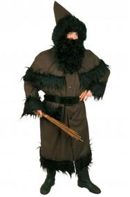 Costume da Hagrid o da Knecht Ruprecht o guardiacaccia