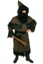 Cappotto da Hagrid o da Knecht Ruprecht o guardiacaccia
