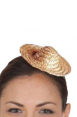 Sombrero Messicano con bordo rialzato 44 cm di diametro