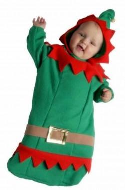Costume carnevale Bambino Elfo