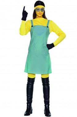 Costume mini ometto donna