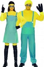 Coppia di costumi dei Minions