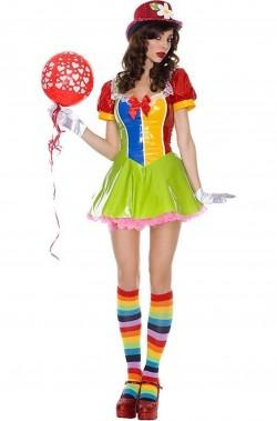 Costume donna Sexy Clown