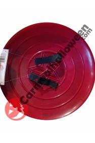 Scudo Capitan America Adulto in plastica dimensione reale 61cm diam Civil War
