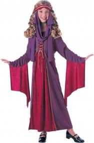 Costume carnevale Bambina Principessa Gotica araba