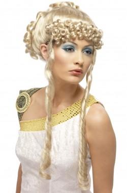 Parrucca donna lunga greca