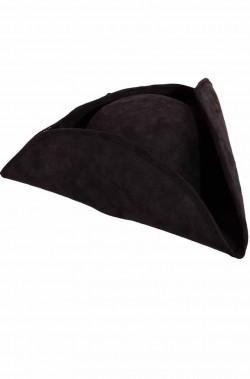 Cappello pirata a tricorno