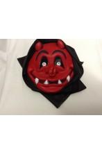 Maschere diavoletto rossa
