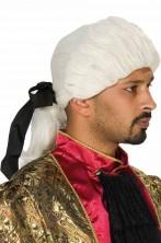 Parrucca uomo bianca 700 Lusso