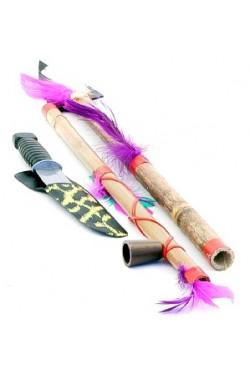 Set armi giocattolo indiano