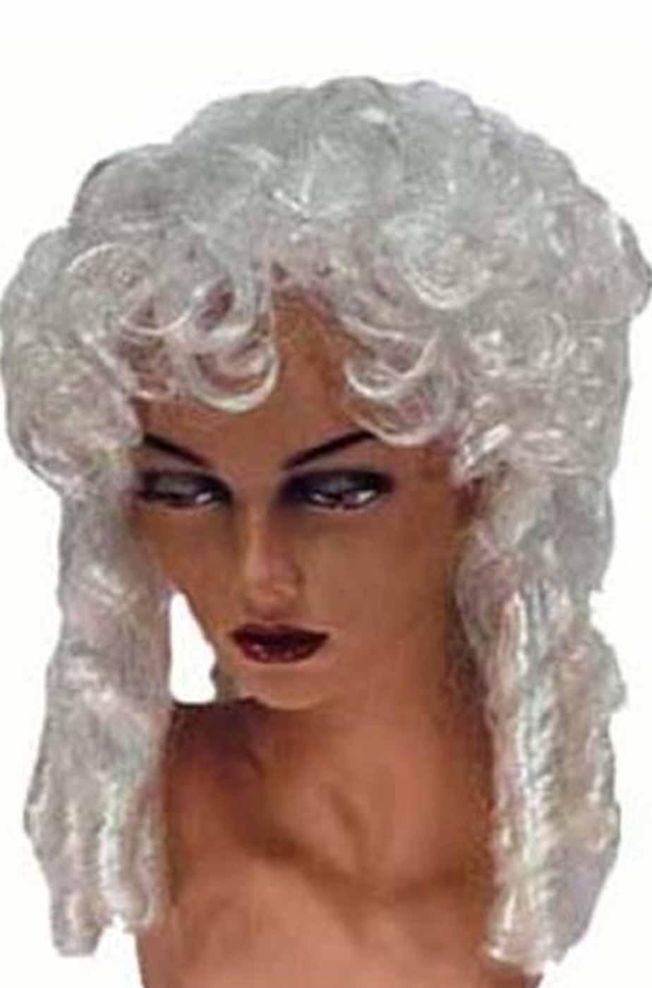Parrucca Maria Antonietta Donna Bianca 700. Ref  4336. Parrucca Donna  Bianca 700 87b3f61ceca