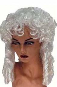 Parrucca Donna Bianca 700