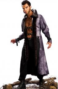 Cappotto per licantropo, vampiro, Bane, Jacob Frye