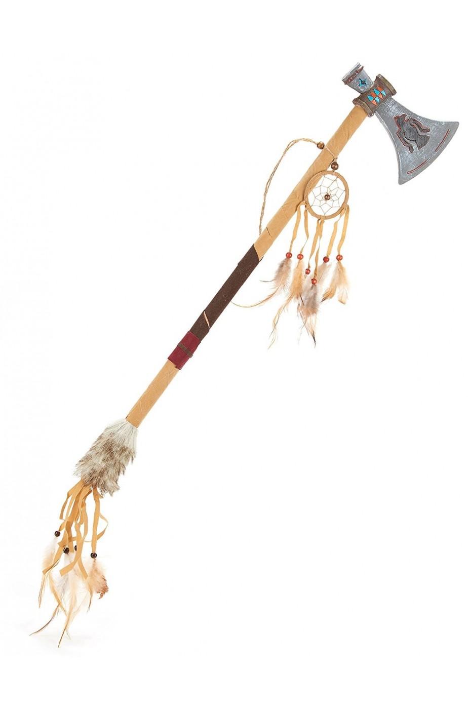 Ascia indiana Tomahawk adulto IN RESINA per adulti
