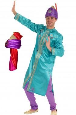 Costume Attore di Bollywood adulto