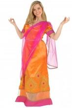 Costume Attrice di Bollywood adulta principessa indiana