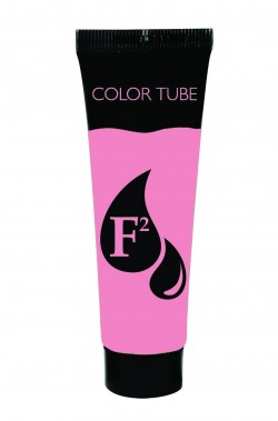 Trucco teatrale Fardel tubo aqua color 30 ml rosa