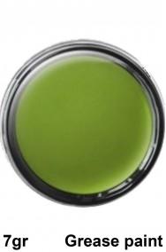 Trucco teatrale in cialda grease 7g verde