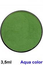 Trucco Teatrale cialda acqua color 3,5 ml verde