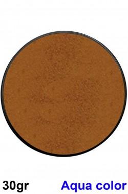 Trucco teatrale in cialda acqua color Marrone 30 g