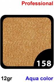 Trucco Professionale Aqua Color Cialda 12gr Oro