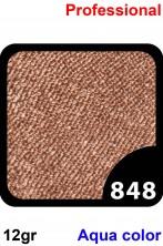 Trucco Professionale Aqua Color Cialda 12gr Bronzo